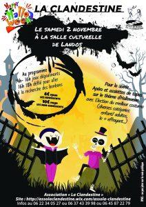 Halloween @ Salle Culturelle de Landos | Landos | Auvergne-Rhône-Alpes | France
